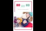 « Ho Ho Ho » Cartes Et Articles D'Artisanat Imprimables - gabarit prédéfini. <br/>Utilisez notre logiciel Avery Design & Print Online pour personnaliser facilement la conception.