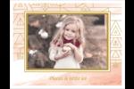 Hiver géométrique Cartes Et Articles D'Artisanat Imprimables - gabarit prédéfini. <br/>Utilisez notre logiciel Avery Design & Print Online pour personnaliser facilement la conception.