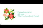 Pleine floraison  Étiquettes de classement écologiques - gabarit prédéfini. <br/>Utilisez notre logiciel Avery Design & Print Online pour personnaliser facilement la conception.