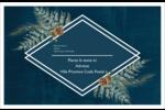 Couronne élégante Étiquettes d'expédition - gabarit prédéfini. <br/>Utilisez notre logiciel Avery Design & Print Online pour personnaliser facilement la conception.
