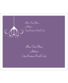 Add eerie fun to projects with pre-designed Halloween Elegant Creepy Chandelier templates.
