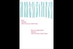 Les gabarits Forêt hivernale pour votre prochain projet des Fêtes Étiquettes D'Adresse - gabarit prédéfini. <br/>Utilisez notre logiciel Avery Design & Print Online pour personnaliser facilement la conception.