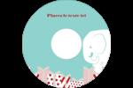 Les gabarits Éléphant blanc pour votre prochain projet des Fêtes Étiquettes Pour Médias - gabarit prédéfini. <br/>Utilisez notre logiciel Avery Design & Print Online pour personnaliser facilement la conception.