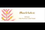 Plant d'ananas tropical Intercalaires / Onglets - gabarit prédéfini. <br/>Utilisez notre logiciel Avery Design & Print Online pour personnaliser facilement la conception.