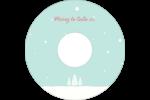 Les gabarits Neige tombant sur les arbres pour votre prochain projet des Fêtes Étiquettes Pour Médias - gabarit prédéfini. <br/>Utilisez notre logiciel Avery Design & Print Online pour personnaliser facilement la conception.