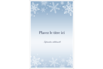 Les gabarits Flocon de neige élégant pour votre prochain projet des Fêtes Cartes Et Articles D'Artisanat Imprimables - gabarit prédéfini. <br/>Utilisez notre logiciel Avery Design & Print Online pour personnaliser facilement la conception.