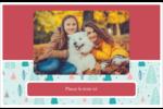 Les gabarits Motif d'arbres pour votre prochain projet des Fêtes Cartes de souhaits pliées en deux - gabarit prédéfini. <br/>Utilisez notre logiciel Avery Design & Print Online pour personnaliser facilement la conception.