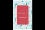 Les gabarits Motif d'arbres pour votre prochain projet des Fêtes Cartes Et Articles D'Artisanat Imprimables - gabarit prédéfini. <br/>Utilisez notre logiciel Avery Design & Print Online pour personnaliser facilement la conception.