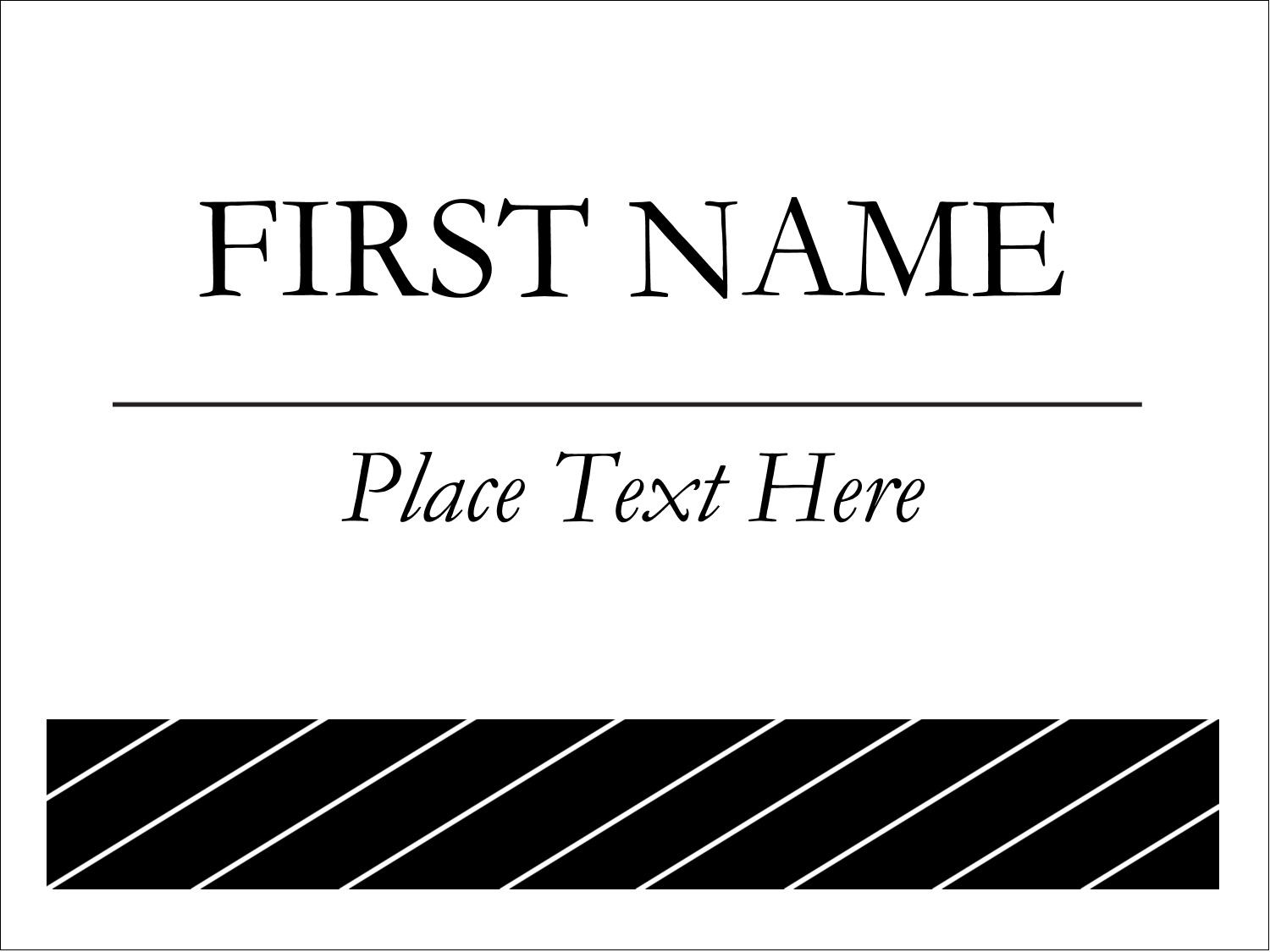 Bring a clear message to custom projects with pre-designed Simple Word templates.