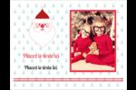 Père Noël Cartes Et Articles D'Artisanat Imprimables - gabarit prédéfini. <br/>Utilisez notre logiciel Avery Design & Print Online pour personnaliser facilement la conception.