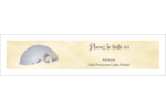 Les gabarits Scène de la Nativité pour votre prochain projet des Fêtes Étiquettes d'adresse - gabarit prédéfini. <br/>Utilisez notre logiciel Avery Design & Print Online pour personnaliser facilement la conception.