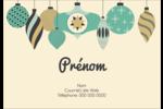 Motif de décorations Badges - gabarit prédéfini. <br/>Utilisez notre logiciel Avery Design & Print Online pour personnaliser facilement la conception.