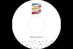 Les gabarits Trompettes pour votre prochain projet des Fêtes Étiquettes Pour Médias - gabarit prédéfini. <br/>Utilisez notre logiciel Avery Design & Print Online pour personnaliser facilement la conception.
