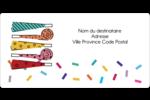 Les gabarits Trompettes pour votre prochain projet des Fêtes Étiquettes de classement écologiques - gabarit prédéfini. <br/>Utilisez notre logiciel Avery Design & Print Online pour personnaliser facilement la conception.