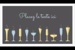 Les gabarits Coupes pour votre prochain projet Carte d'affaire - gabarit prédéfini. <br/>Utilisez notre logiciel Avery Design & Print Online pour personnaliser facilement la conception.
