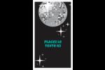 Les gabarits Boule disco pour votre prochain projet Carte d'affaire - gabarit prédéfini. <br/>Utilisez notre logiciel Avery Design & Print Online pour personnaliser facilement la conception.