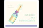 Les gabarits Bouteille de champagne pour votre prochain projet Étiquettes D'Adresse - gabarit prédéfini. <br/>Utilisez notre logiciel Avery Design & Print Online pour personnaliser facilement la conception.