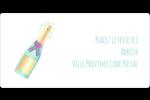 Les gabarits Bouteille de champagne pour votre prochain projet Étiquettes de classement écologiques - gabarit prédéfini. <br/>Utilisez notre logiciel Avery Design & Print Online pour personnaliser facilement la conception.