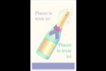 Les gabarits Bouteille de champagne pour votre prochain projet Cartes Et Articles D'Artisanat Imprimables - gabarit prédéfini. <br/>Utilisez notre logiciel Avery Design & Print Online pour personnaliser facilement la conception.