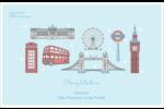 Les gabarits Fêtes à Londres pour votre prochain projet Étiquettes d'expédition - gabarit prédéfini. <br/>Utilisez notre logiciel Avery Design & Print Online pour personnaliser facilement la conception.