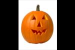 Citrouille d'Halloween Cartes Et Articles D'Artisanat Imprimables - gabarit prédéfini. <br/>Utilisez notre logiciel Avery Design & Print Online pour personnaliser facilement la conception.