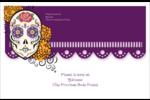 Halloween, jour des Morts Étiquettes d'expédition - gabarit prédéfini. <br/>Utilisez notre logiciel Avery Design & Print Online pour personnaliser facilement la conception.