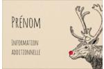 Nez rouge  Badges - gabarit prédéfini. <br/>Utilisez notre logiciel Avery Design & Print Online pour personnaliser facilement la conception.