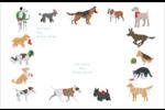 Joyeuses bêtes Étiquettes d'expédition - gabarit prédéfini. <br/>Utilisez notre logiciel Avery Design & Print Online pour personnaliser facilement la conception.