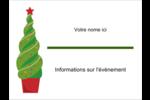 Topiaire des Fêtes Badges - gabarit prédéfini. <br/>Utilisez notre logiciel Avery Design & Print Online pour personnaliser facilement la conception.