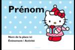 Petit Cadeau, Big Smile® Badges - gabarit prédéfini. <br/>Utilisez notre logiciel Avery Design & Print Online pour personnaliser facilement la conception.