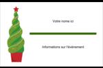 Topiaire des Fêtes Étiquettes badges autocollants - gabarit prédéfini. <br/>Utilisez notre logiciel Avery Design & Print Online pour personnaliser facilement la conception.
