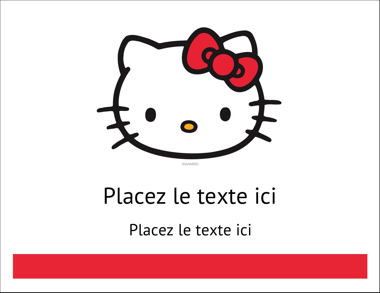 """8½"""" x 11"""" Cartes Et Articles D'Artisanat Imprimables - Bonjour Ami!"""