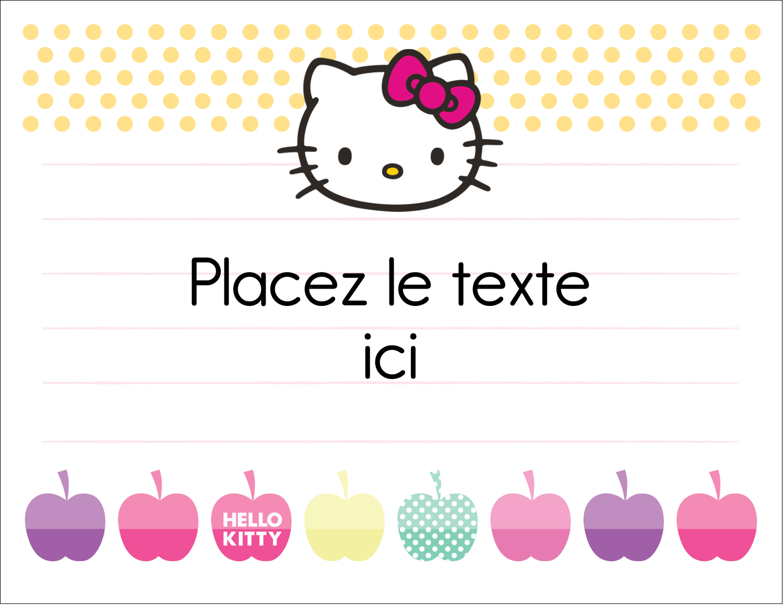 """8½"""" x 11"""" Cartes Et Articles D'Artisanat Imprimables - Prunelle de mon œil"""