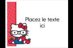 Votre Ami Hello Kitty Cartes Et Articles D'Artisanat Imprimables - gabarit prédéfini. <br/>Utilisez notre logiciel Avery Design & Print Online pour personnaliser facilement la conception.