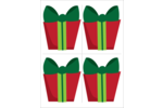 Boîte-cadeau Cartes Et Articles D'Artisanat Imprimables - gabarit prédéfini. <br/>Utilisez notre logiciel Avery Design & Print Online pour personnaliser facilement la conception.
