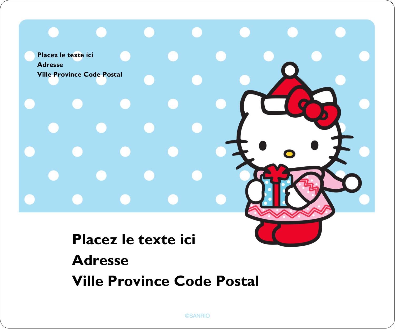 """½"""" x 1¾"""" Étiquettes D'Adresse - Petit Cadeau, Big Smile®"""
