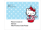Petit Cadeau, Big Smile® Étiquettes D'Adresse - gabarit prédéfini. <br/>Utilisez notre logiciel Avery Design & Print Online pour personnaliser facilement la conception.