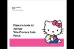 Prendre une note Étiquettes D'Adresse - gabarit prédéfini. <br/>Utilisez notre logiciel Avery Design & Print Online pour personnaliser facilement la conception.
