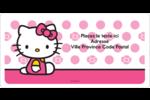Jolie en rose Étiquettes de classement écologiques - gabarit prédéfini. <br/>Utilisez notre logiciel Avery Design & Print Online pour personnaliser facilement la conception.