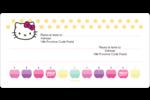 Prunelle de mon œil  Étiquettes de classement écologiques - gabarit prédéfini. <br/>Utilisez notre logiciel Avery Design & Print Online pour personnaliser facilement la conception.