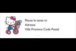 Le plus joli vélo Intercalaires / Onglets - gabarit prédéfini. <br/>Utilisez notre logiciel Avery Design & Print Online pour personnaliser facilement la conception.