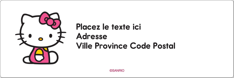 "8½"" x 11"" Intercalaires / Onglets - Jolie en rose"