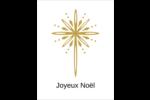 Étoile dorée de Bethléem Cartes Et Articles D'Artisanat Imprimables - gabarit prédéfini. <br/>Utilisez notre logiciel Avery Design & Print Online pour personnaliser facilement la conception.