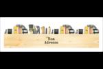 Menuiserie  Intercalaires / Onglets - gabarit prédéfini. <br/>Utilisez notre logiciel Avery Design & Print Online pour personnaliser facilement la conception.