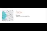 Architecture  Intercalaires / Onglets - gabarit prédéfini. <br/>Utilisez notre logiciel Avery Design & Print Online pour personnaliser facilement la conception.