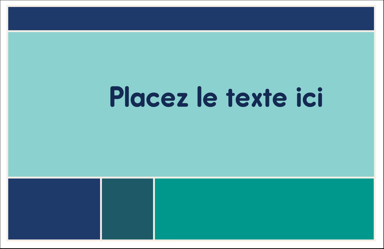 """8½"""" x 11"""" Cartes Et Articles D'Artisanat Imprimables - Bloc de couleur"""