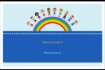 Éducation des enfants Cartes Et Articles D'Artisanat Imprimables - gabarit prédéfini. <br/>Utilisez notre logiciel Avery Design & Print Online pour personnaliser facilement la conception.