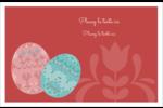 Tartan de Pâques Cartes Et Articles D'Artisanat Imprimables - gabarit prédéfini. <br/>Utilisez notre logiciel Avery Design & Print Online pour personnaliser facilement la conception.