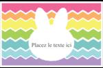 Lapin Bonbon Cartes Et Articles D'Artisanat Imprimables - gabarit prédéfini. <br/>Utilisez notre logiciel Avery Design & Print Online pour personnaliser facilement la conception.