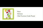 Fruits frais Intercalaires / Onglets - gabarit prédéfini. <br/>Utilisez notre logiciel Avery Design & Print Online pour personnaliser facilement la conception.